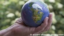 Symbolbild Globus