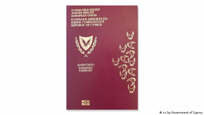 Zypern Pass - Cyprus Passport