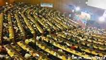 Conference on constitution and Federalism in Ethiopia Schlagworte Constitution,Federalism,Äthiopien, Mekele Fotograf Million Haileselassie DW Korri in Äthiopien Datum 031219