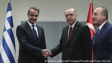 DW: Ο Ερντογάν επιδιώκει συνεργασία με την Αθήνα στο προσφυγικό