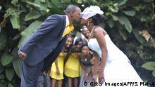 Kenia Hochzeit