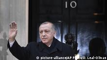 Nato-Gipfel in London Erdogan