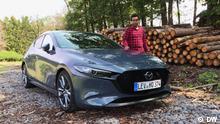 DW Sendung Motor mobil, drive it, al volante vom 11.12.2019 - Mazda 3