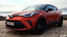 DW Sendung Motor mobil, drive it, al volante vom 11.12.2019 - Toyota C-HR