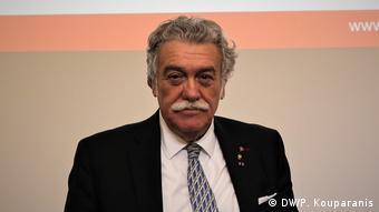 Δαυίδ Σαλτιέλ, πρόεδρος της Ισραηλιτικής Κοινότητας Θεσσαλονίκης και του Κεντρικού Ισραηλιτικού Συμβουλίου Ελλάδας (ΚΙΣ)