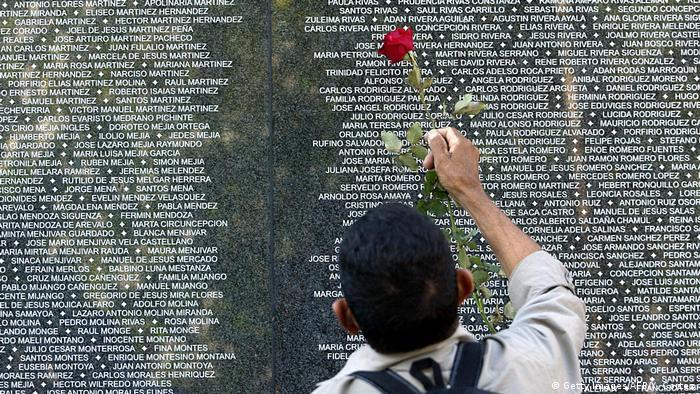 Foto de Monumento a la memoria y la verdad de El Salvador.