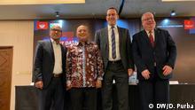 Indonesien Jakarta | Pressekonferenz zur Hannover Messe 2020 mit Indoneschen Vertretern