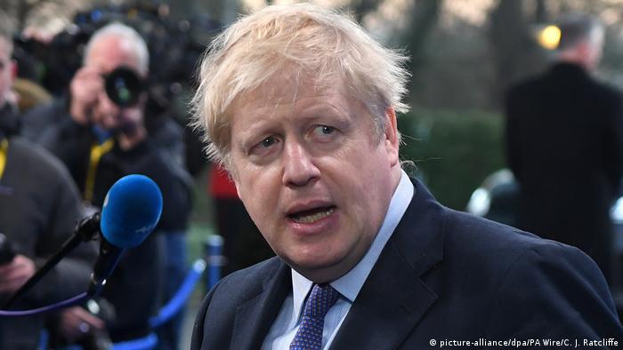 Прем'єр-міністр Великобританії Борис Джонсон підписав угоду про Brexit