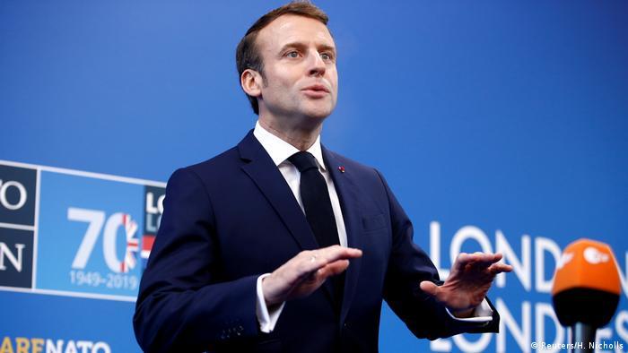 Emanuel Macron sfidon presionin publik evropian ndaj tij, shkruan Auron Dodi