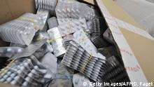 gefälschte Medikamente in Afrika