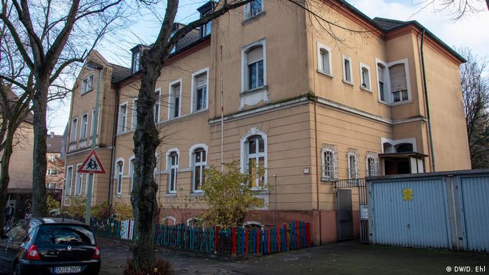 The Tausche Bildung für Wohnen building in Berlin (DW/D. Ehl)