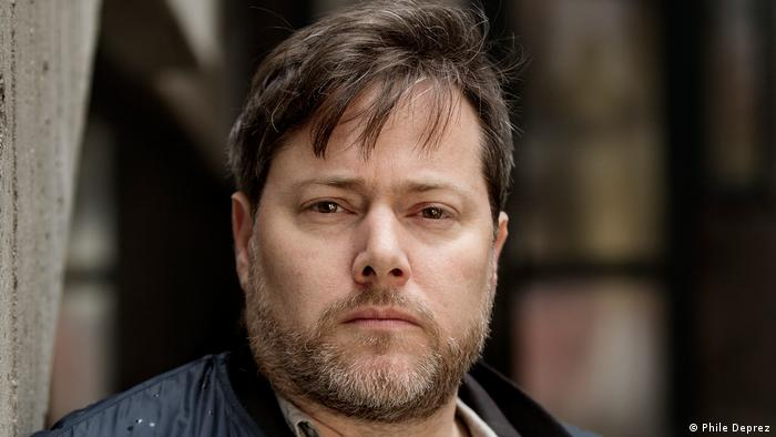 Der Schweizer Regisseur Milo Rau