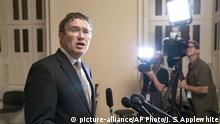 USA | Republikanischer Kongressabgeordneter Thomas Massie