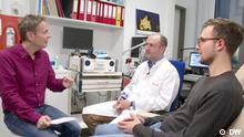 Fit und Gesund Expertengespräch Epilepsie (DW)