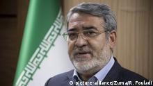 Iran Innenminister Abdolreza Rahmani Fazli