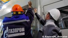 Russland China Gas-Pipeline Kraft Sibiriens - Sila Sibiri
