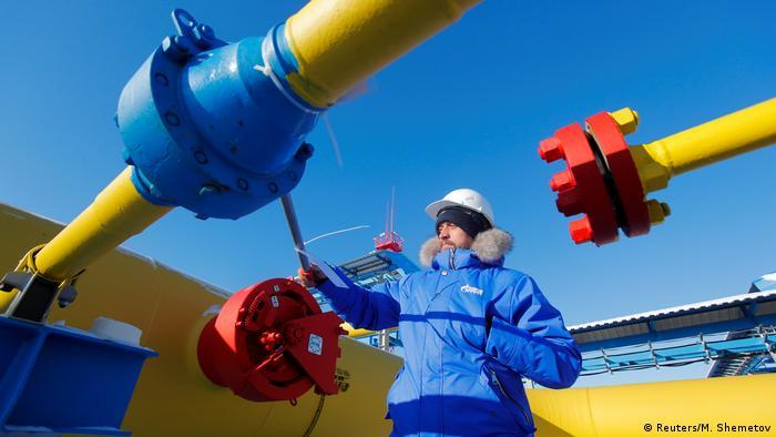Plinovod između Rusije i Kine Sila Sibiri