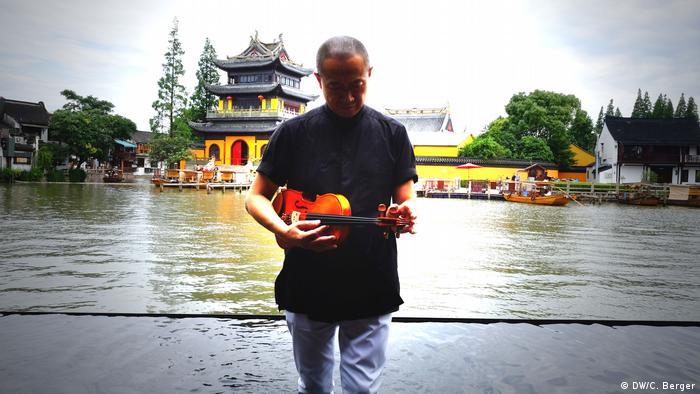 Composer Tan Dun
