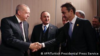 Η συμφωνία αποκλιμάκωσης φέρεται να είχε εγκριθεί από τους Μητσοτάκη-Ερντογάν