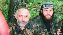 Zelimkhan (Selimchan) Khangoshvili (Changoschwili), der ehemalige tschetschenische Rebelle, der im deutschen Exil im August 2019 vermutlich zum Opfer eines russischen Auftragsmordes fiel. Von der Witwe der abgebildeten Person der DW zur Verfügung gestellt - von Manana Zatijewa.