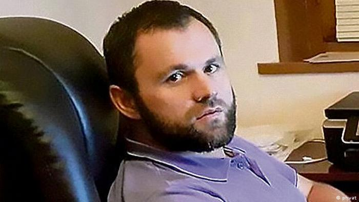 Tschechenisches Mordopfer Zelimkhan Khangoshvili