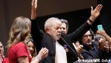 Kongress der Arbeiterpartei in Brasilien | Lula da Silva