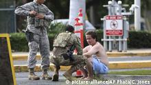 USA Schüsse auf Militärstützpunkt Pearl Harbor-Hickam