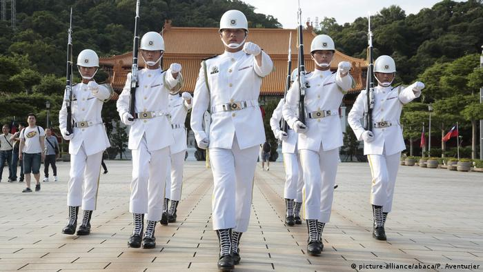 Taiwan Militär