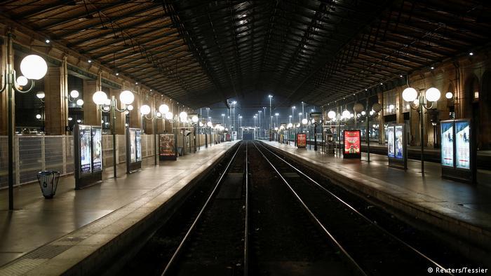 Frankreich landesweiter Streik gegen Reformpläne