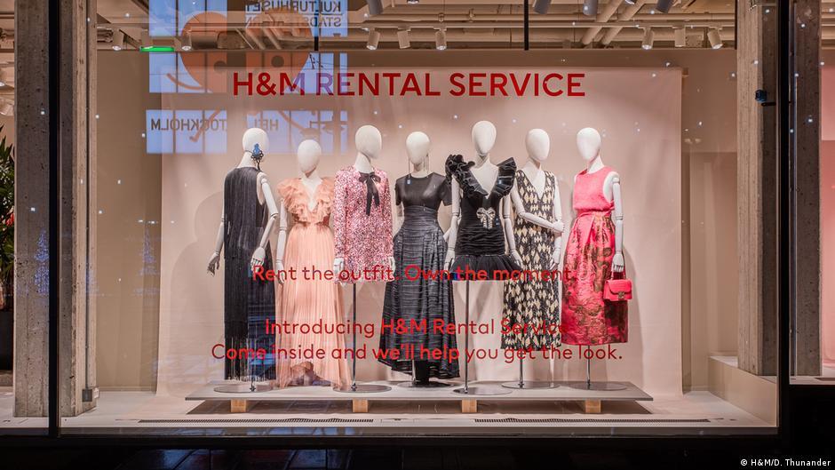 H&M Geschäft in Stockholm