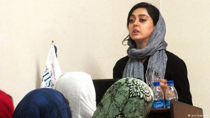 Iran Justiz l Neda Naji - Frauenrechtsaktivistin verurteilt (ncr-iran.org)