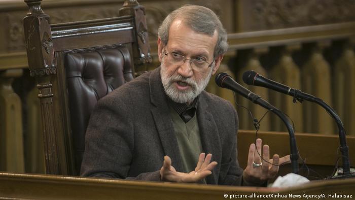 Iran Parlamentssprecher Ali Larijani