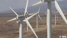 DW Sendung Global 3000 Windpark Kenia