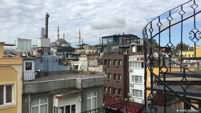 Krovovi Istanbula