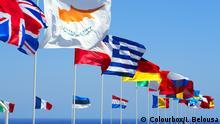 DW Internes Quiz l Zielregionen - International