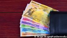 Uganda Währung Schilling
