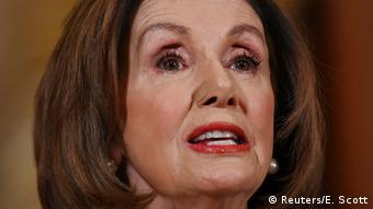 USA Nancy Pelosi zu Impeachmentverfahren