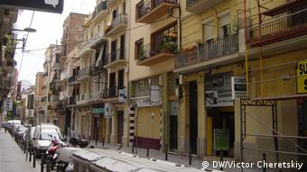 Ελάχιστοι οι πνεύμονες πρασίνου στη Βαρκελώνη