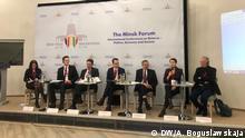 Weißrussland Minsker Forum