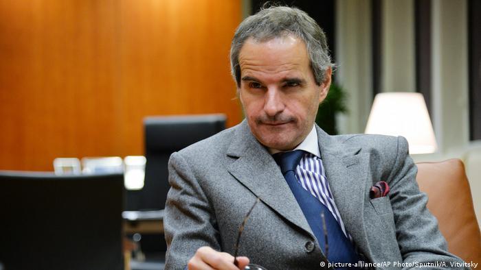 Österreich OPEC-Treffen in Wien | Rafael Grossi, Generaldirektor