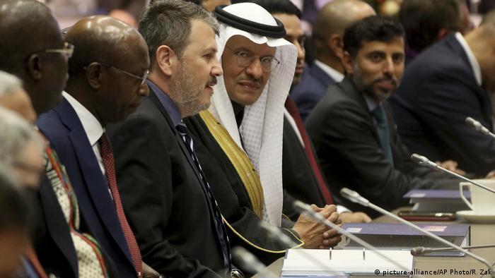 OPEC meeting in Vienna