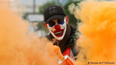 BdTD Frankreich Protest (Reuters/J-P Pelissier)