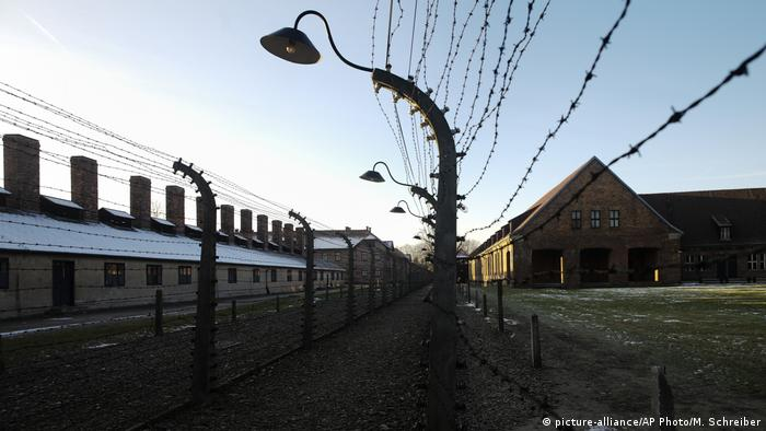 Polen Oswiecim | Konzentrationslager Auschwitz-Birkenau (picture-alliance/AP Photo/M. Schreiber)