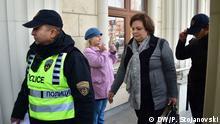 Nord-Mazedonien | frühere Chefin der Sonderstaatsanwaltschaft Nord-Mazedoniens (SJO) Katica Janeva