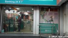 Indien | Betrug an Geldautomaten in Kalkutta