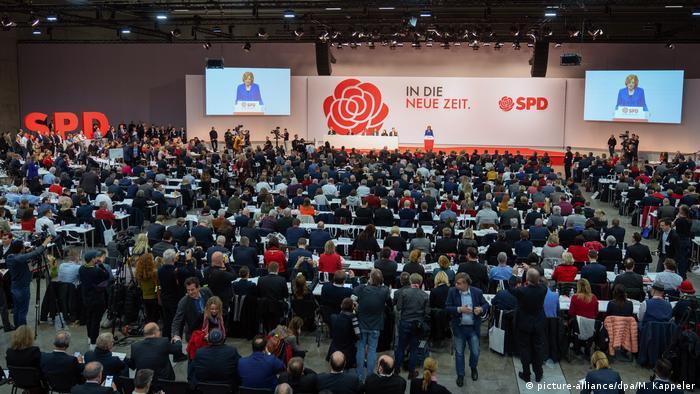 Berlin | SPD-Bundesparteitag