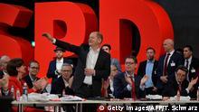 Berlin | SPD-Bundesparteitag - Olaf Scholz