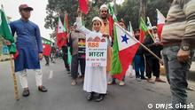 Indien | Protest gegen Moschee-Abriss in Delhi