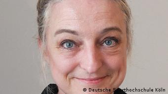 Marion Sulprizio - Psychologin von der Deutschen Sporthochschule in Köln