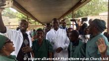 Demokratische Republik Kongo Bukavu | Demis Mukwege erhält Friedensnobelpreis